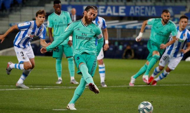 Real Madrid : Zinedine Zidane et Sergio Ramos enragent après la nouvelle polémique arbitrale