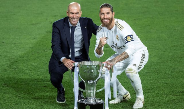 Real Madrid : la prolongation de Sergio Ramos en bonne voie
