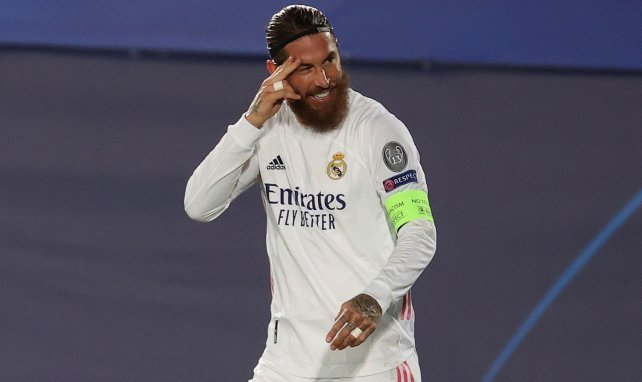 Sergio Ramos, le capitaine emblématique du Real Madrid
