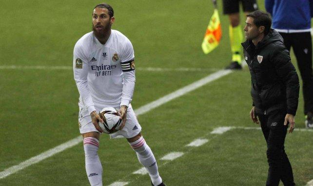 Séville : Monchi évoque la rumeur Sergio Ramos