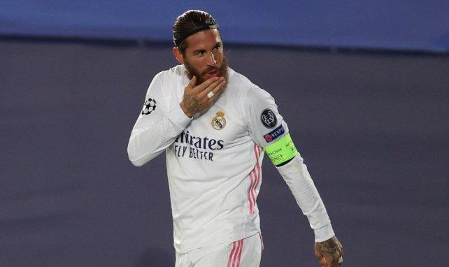 Real Madrid : Sergio Ramos forfait jusqu'à la fin de saison ?