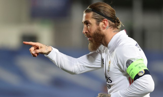 Real Madrid : le message fort de Sergio Ramos