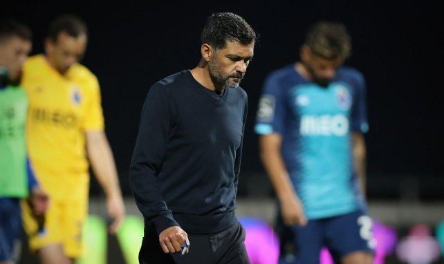 OM-Porto : la réaction de Sergio Conceição