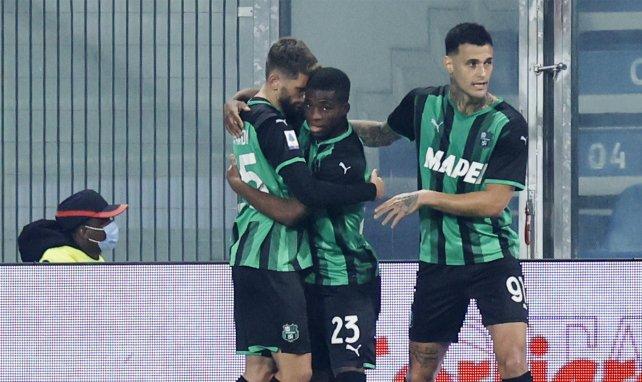 Serie A : Sassuolo domine Venise au terme d'un match animé