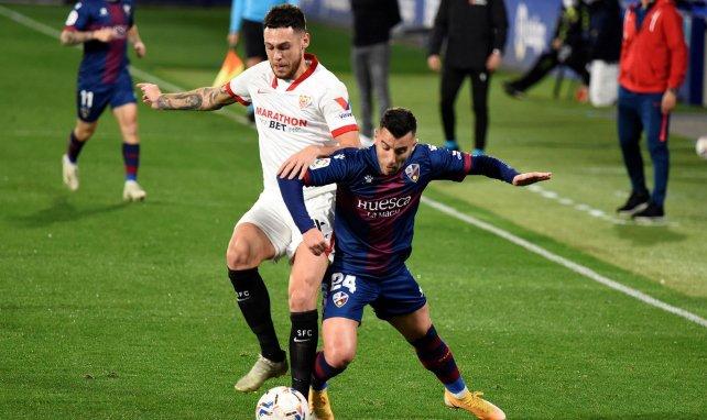 Liga : Séville enchaîne grâce à Youssef En-Nesyri face à Huesca