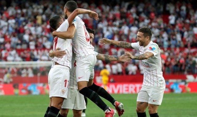 Liga : Séville surclasse Valence, l'Espanyol bat Alavés