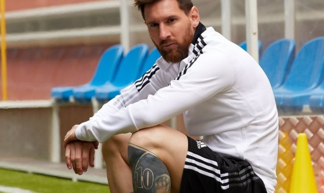 adidas lance la Speedflow Messi Unparalleled
