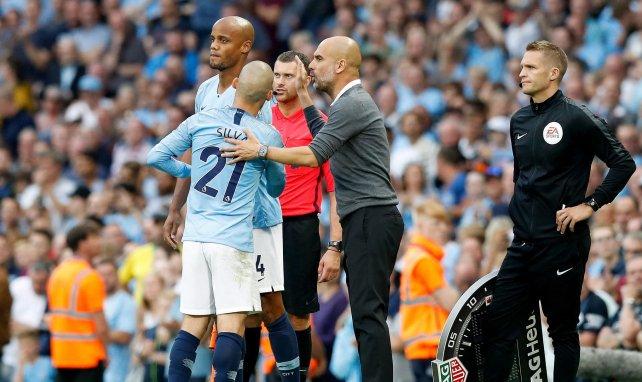 David Silva et Vincent Kompany vont recevoir les honneurs de Manchester City