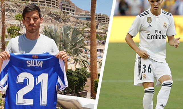 Liga : Martin Odegaard vs David Silva, le duel qui fait saliver l'Espagne