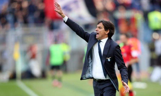 Lazio : Simone Inzaghi croit toujours au scudetto