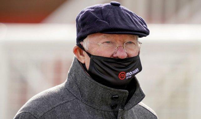 Sir Alex Ferguson a rendu visite au PSG
