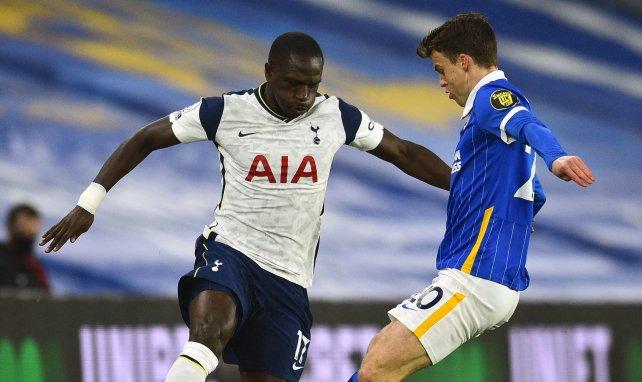 Moussa Sissoko à Tottenham