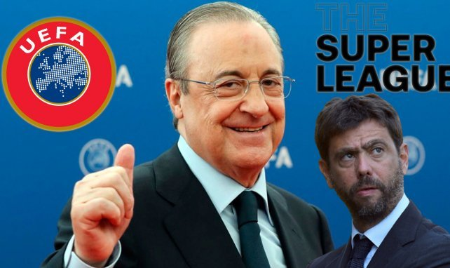 Super League : le Premier ministre italien sort du silence