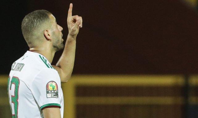 L'OGC Nice voulait aussi qu'Islam Slimani tire un trait sur l'Algérie