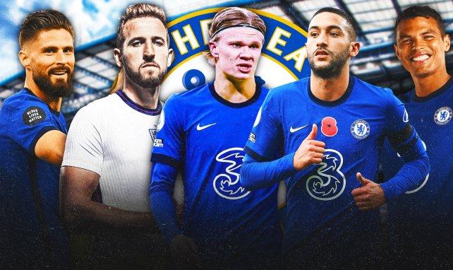 JT Foot Mercato  : Chelsea veut tout casser sur le mercato