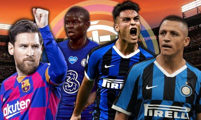 L'Inter met le feu au mercato !