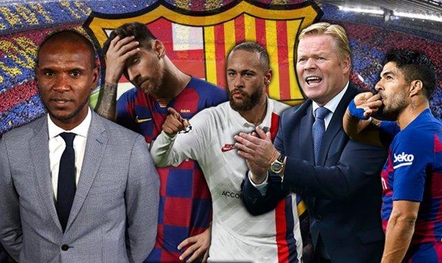 Barça : le successeur d'Eric Abidal nommé (officiel)