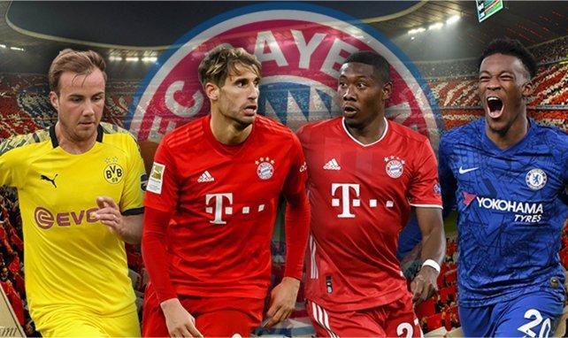 Journal du Mercato : le Bayern Munich sur tous les fronts