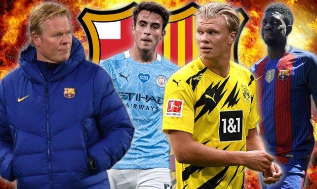 Journal du Mercato : le FC Barcelone prépare sa révolution