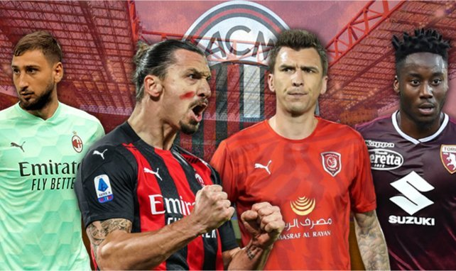 Journal du Mercato : l'AC Milan prêt à tout pour revenir au sommet