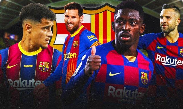 JT Foot Mercato : l'impossible mission dégraissage du FC Barcelone