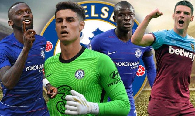 Journal du Mercato : Chelsea n'a pas fini d'en découdre