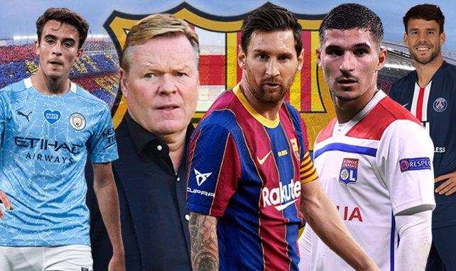 Le FC Barcelone s'active sur ce marché des transferts