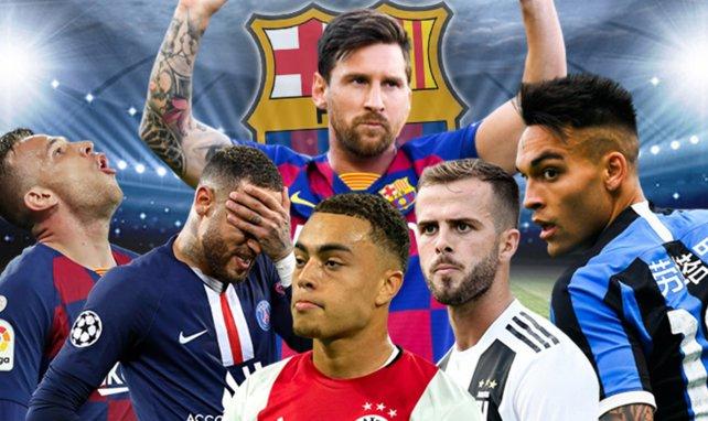 Le mercato estival s'annonce agité au FC Barcelone !