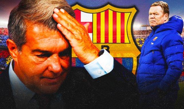 JT Foot Mercato : le FC Barcelone en pleine crise institutionnelle