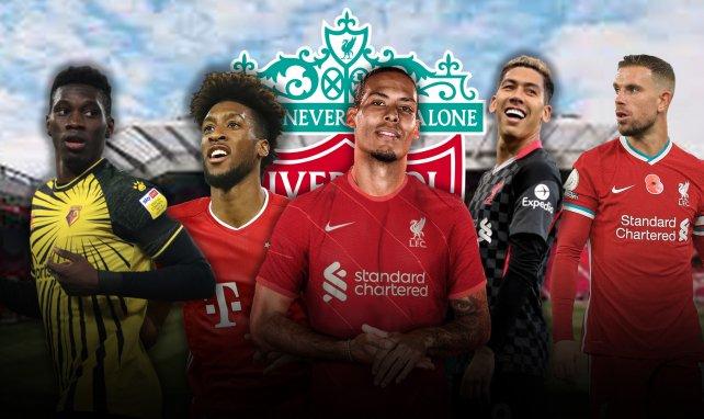 JT Foot Mercato : Liverpool entame sa grande révolution