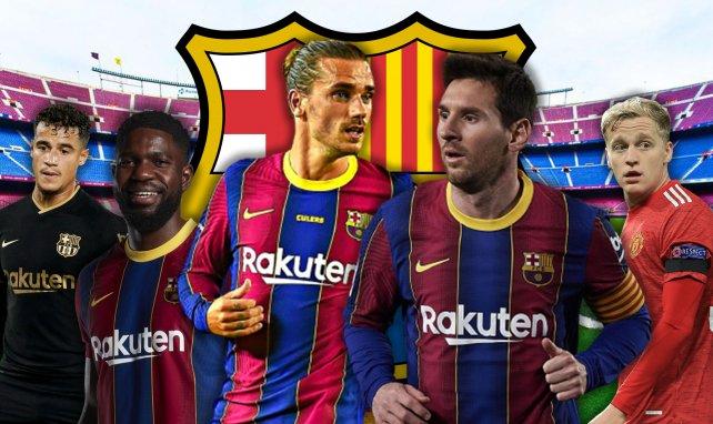 JT Foot Mercato : le dégraissage impossible sème la panique au FC Barcelone
