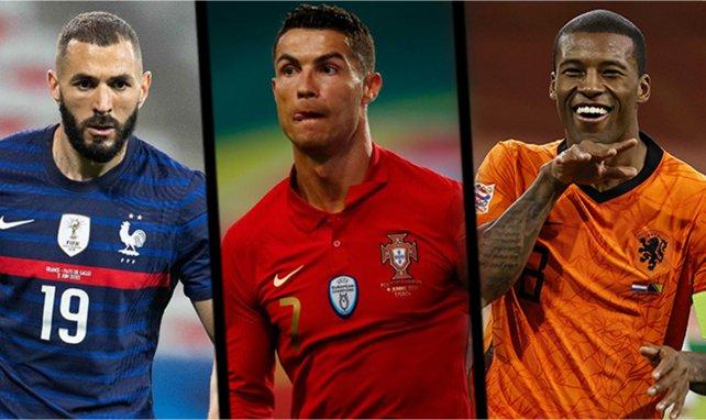 Euro 2020 : le onze type de la troisième journée
