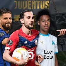 Journal du Mercato : la Juventus fait ses courses en Ligue 1, Arsenal frappe un grand coup