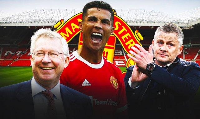 JT Foot Mercato :  la CR7 mania fait déjà des ravages à Manchester United