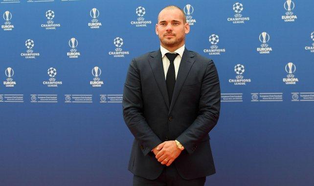 Wesley Sneijder pourrait sortir de sa retraite