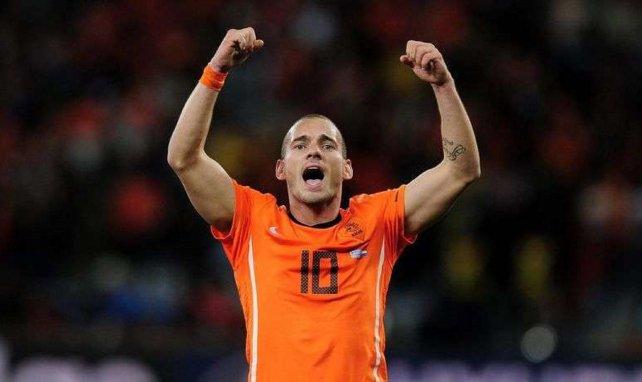 Wesley Sneijder pense qu'il aurait pu atteindre le niveau du duo Messi-Rondaldo