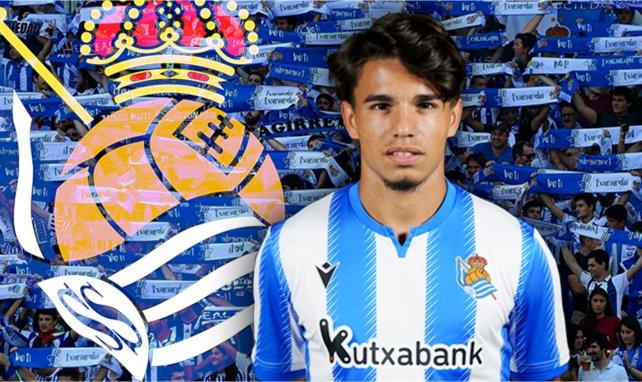 Real Sociedad : Nais Djouahra bientôt prolongé ?