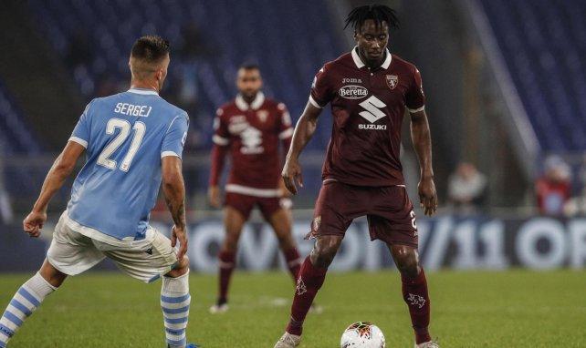 Soualiho Meïté avec le Torino
