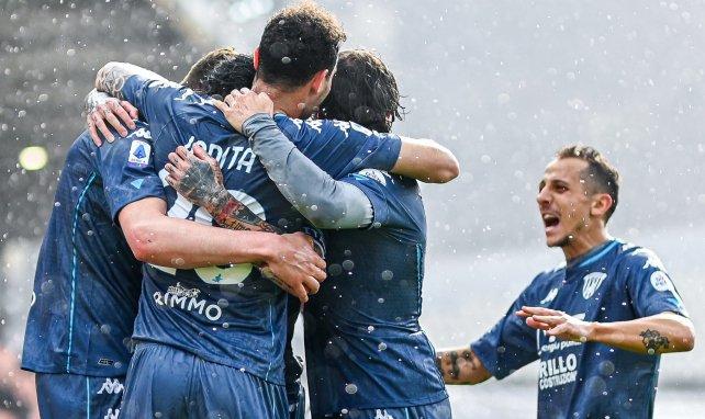 Serie A : le Spezia accroche Benevento