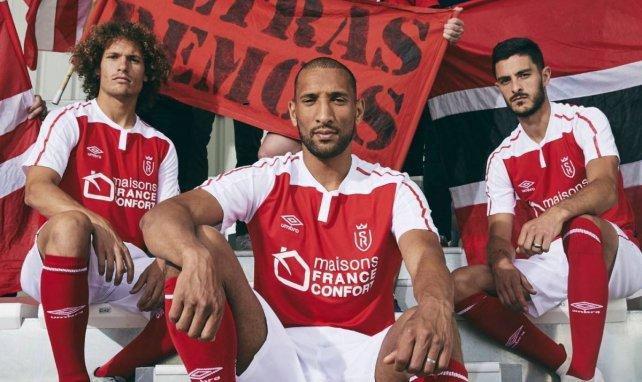 Le nouveau maillot domicile Stade de Reims 2020/2021