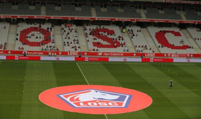 Le Stade Pierre-Mauroy de Lille
