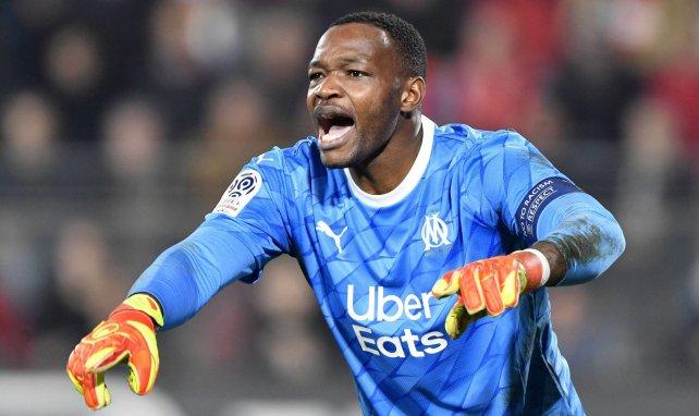 OM : Steve Mandanda aimerait finir sa carrière à Marseille
