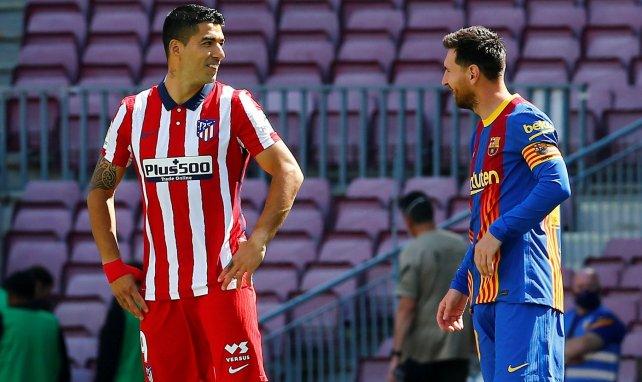 Liga : le FC Barcelone et l'Atlético de Madrid se quittent dos à dos