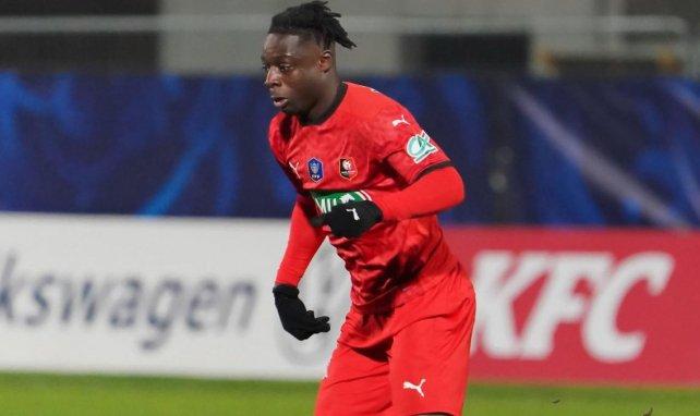 Le Stade Rennais veut sauver le soldat Jérémy Doku