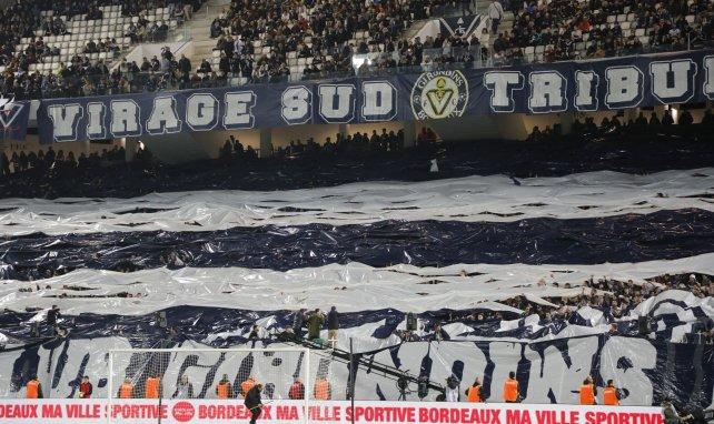 Bordeaux : les ultras interrompent l'entraînement