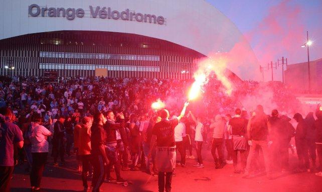 OM : la banderole cinglante des supporters envers le club