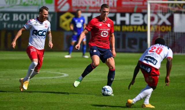 Lille : des clubs de Premier League s'intéressent à Sven Botman