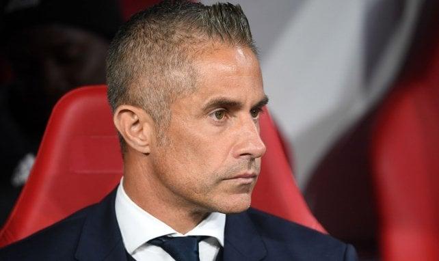 Corinthians : quel bilan pour Sylvinho, ancien entraîneur de l'OL  ?