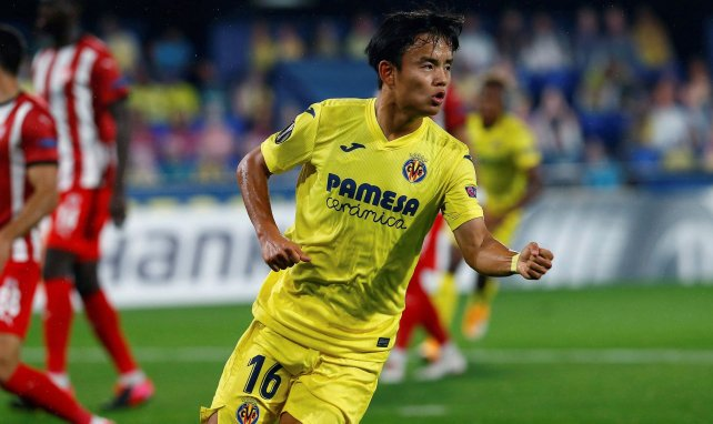 Real Madrid : Take Kubo voudrait déjà quitter Villarreal !