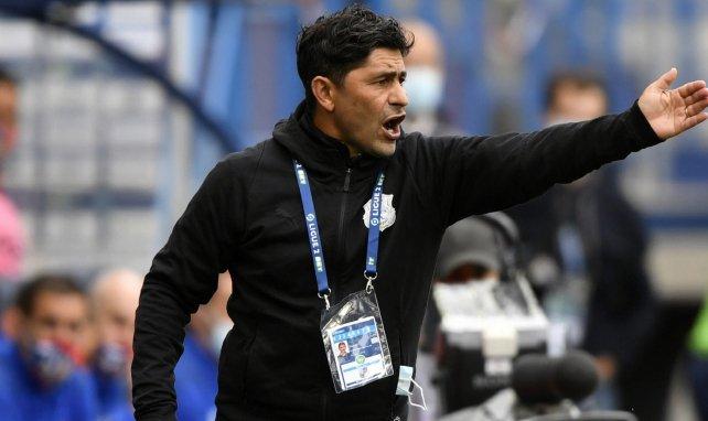 Oswald Tanchot confirmé comme entraîneur numéro un d'Amiens